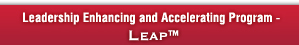 Leadership and Accelerating Program - LEAP